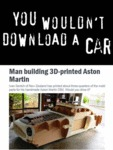 You Wouldn't Download A Car...