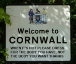 Welcome To Cornwall...