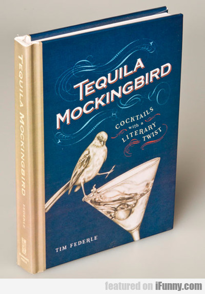tequila mockingbird, cocktails with a literary...