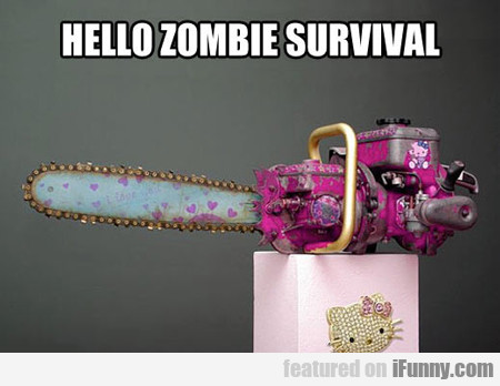 Hello Zombie Survival