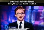 Is This What Harry Potter And Ginny Weasley's...