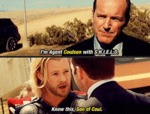 I'm Agent Coulson With Shield...