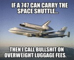 If A 747 Can Carry The Space Shuttle...