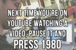Next Time You're On Youtube Watching A Video...