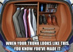 When Your Trunk Looks Like This...