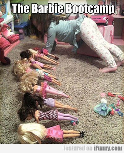 The Barbie Bootcamp