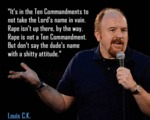 It Is In The Ten Commandments To Not Take...