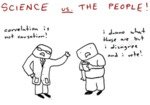 Science Vs. The People! Correlation Is Not...