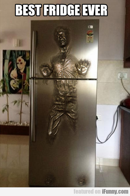 Best Fridge Ever