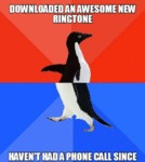 Downloaded An Awesome New Ringtone...