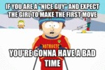 If You Are A Nice Guy And Expect The...
