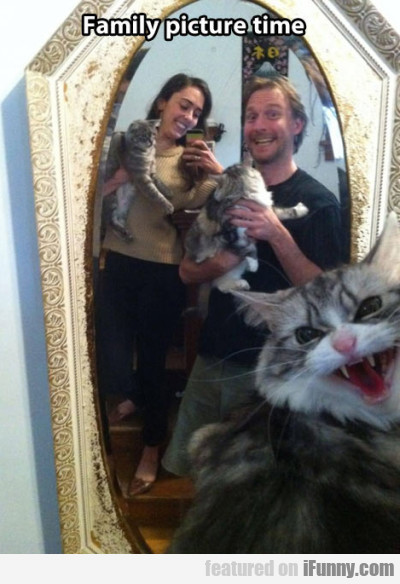 Family Picture Time