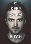 Keep Calm Bitch