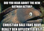 Did You Hear About The New Batman Actor?