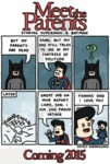 Meet The Parents - Staring Superman & Batman