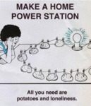 Make A Home Power Station - All You Need Are...