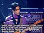 Prince Performed A Live Cover Of Radiohead's...