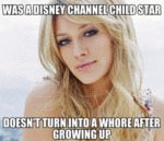 Was A Disney Channel Child Star...