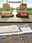 Twix: Commercial Vs Real Life