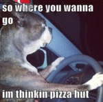 So Where You Wanna Go? I'm Thinkin Pizza Hut