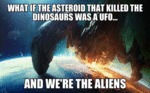 What If The Asteroid That Destroyed The...