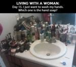 Living With A Woman...