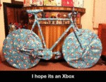 I Hope It's An Xbox...