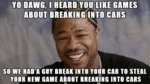 Yo Dawg, I Heard You Like Games About Breaking...