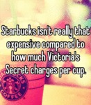 Starbucks Really Isn't That Expensive Compared...