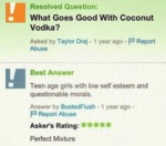 What Goes Good With Coconut Vodka?