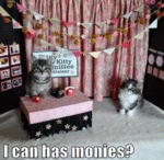 I Can Has Monies?