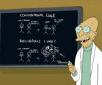 Conventional Logic Vs Religious Logic...