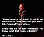 I Loved Growing Up Jewish...