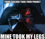 Your Teacher Tok Your Phone?