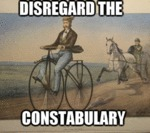 Disregard The Constabulary