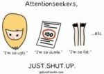 Attentionseekers
