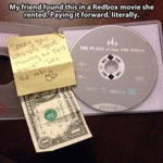 My Friend Found This In A Red Box Movie She...
