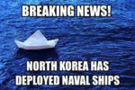 Breaking News! North Korea Is Deploying...