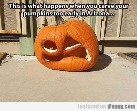 This Is What Happens When You Carve Your...