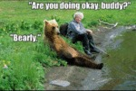 Are You Doing Okay, Buddy? Bearly