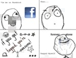 Le Me On Facebook... Then...