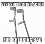 Best Supporting Actor For Breaking Bad