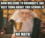 Now Welcome To Hogwarts...