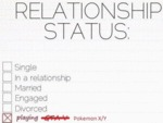 Relationship Status Single In Relationship