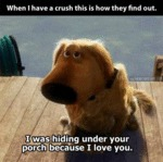 When I Have A Crush This Is How They Find Out...