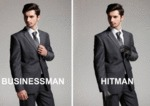 Businessman Vs Hitman