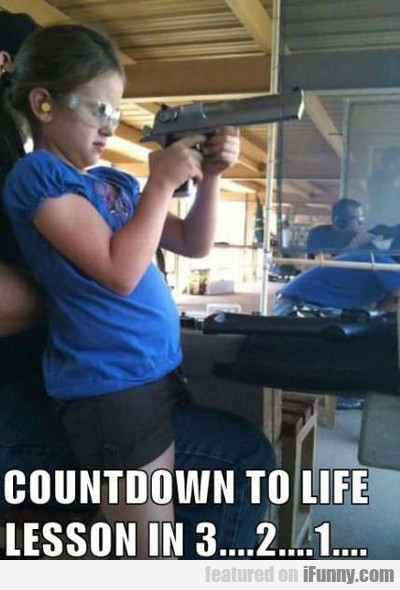Countdown To Life Lesson In 3... 2... 1...
