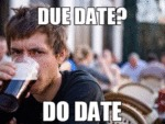 Due Date Vs Do Date
