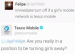 Immediately Turn Off If A Girl's Mobile Network...