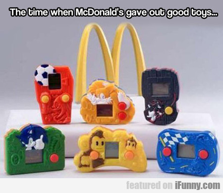 The Time When Mcdonald's Gave Out Good...